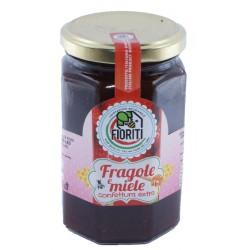 Confettura Extra di Fragole con Miele